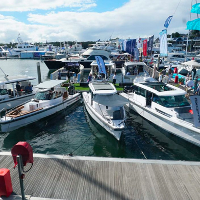Sanctuary Cove boat Show21 – 24 May 2020
