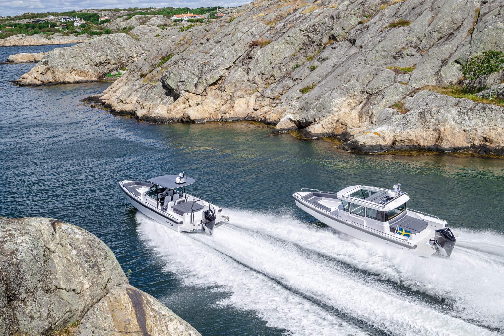 Axopar, Eyachts Australia and New Zealand