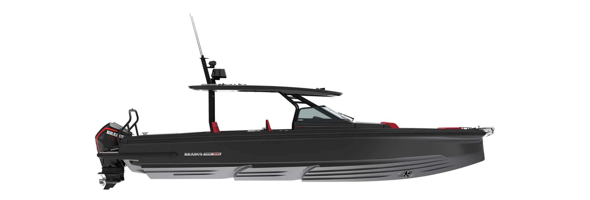Brabus 90HP boat, Eyachts Australia and New Zealand