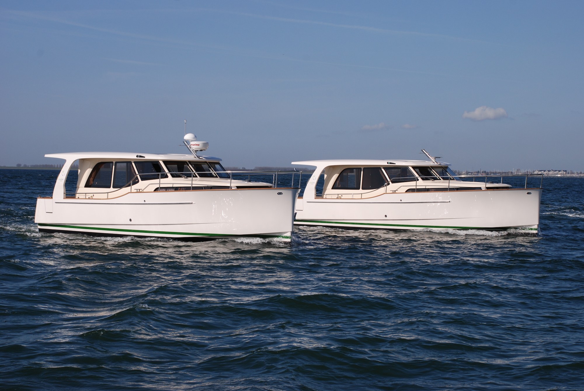 Greenline, Eyachts Australia and New Zealand