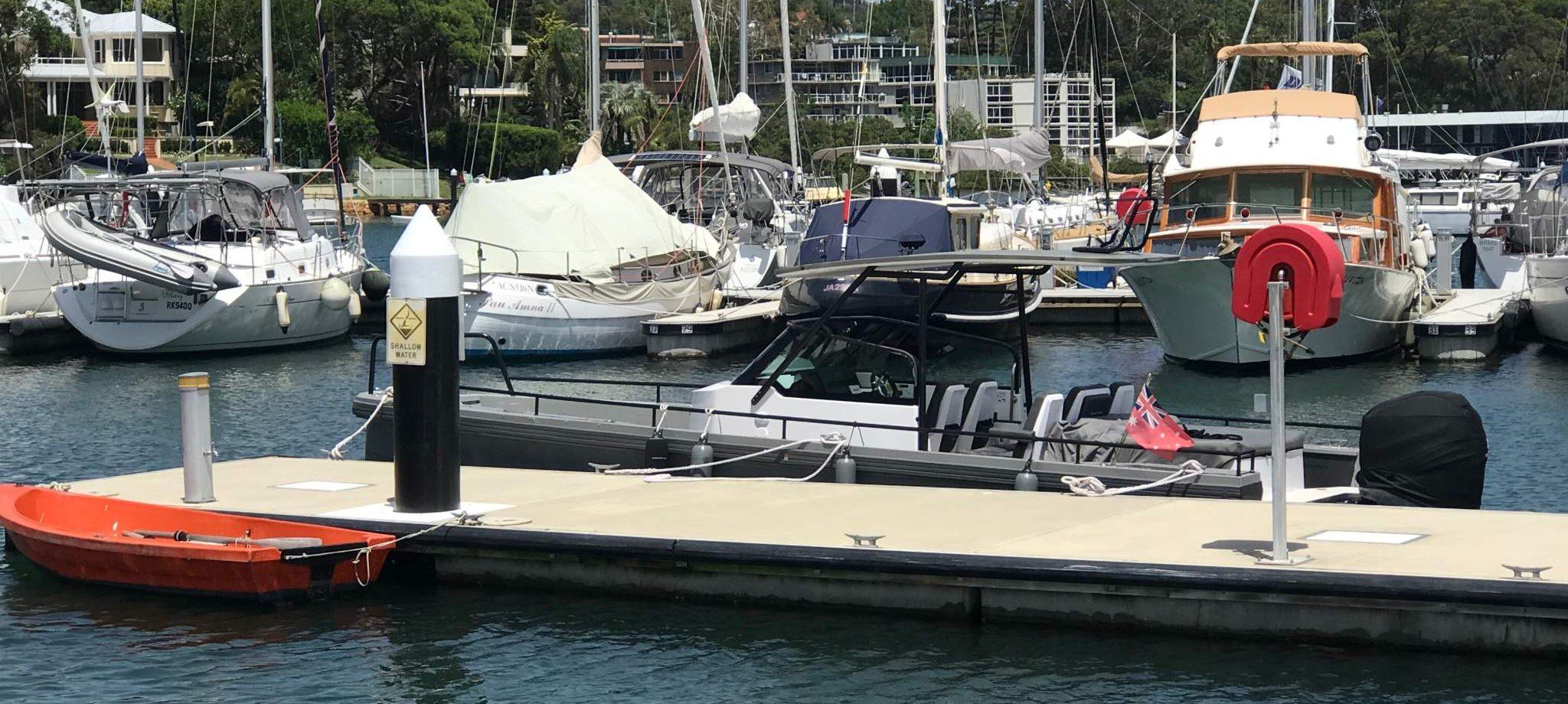 RPAYC- Royal Prince Alfred Yacht Club