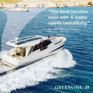 Greenline 39 Review – Tasmania