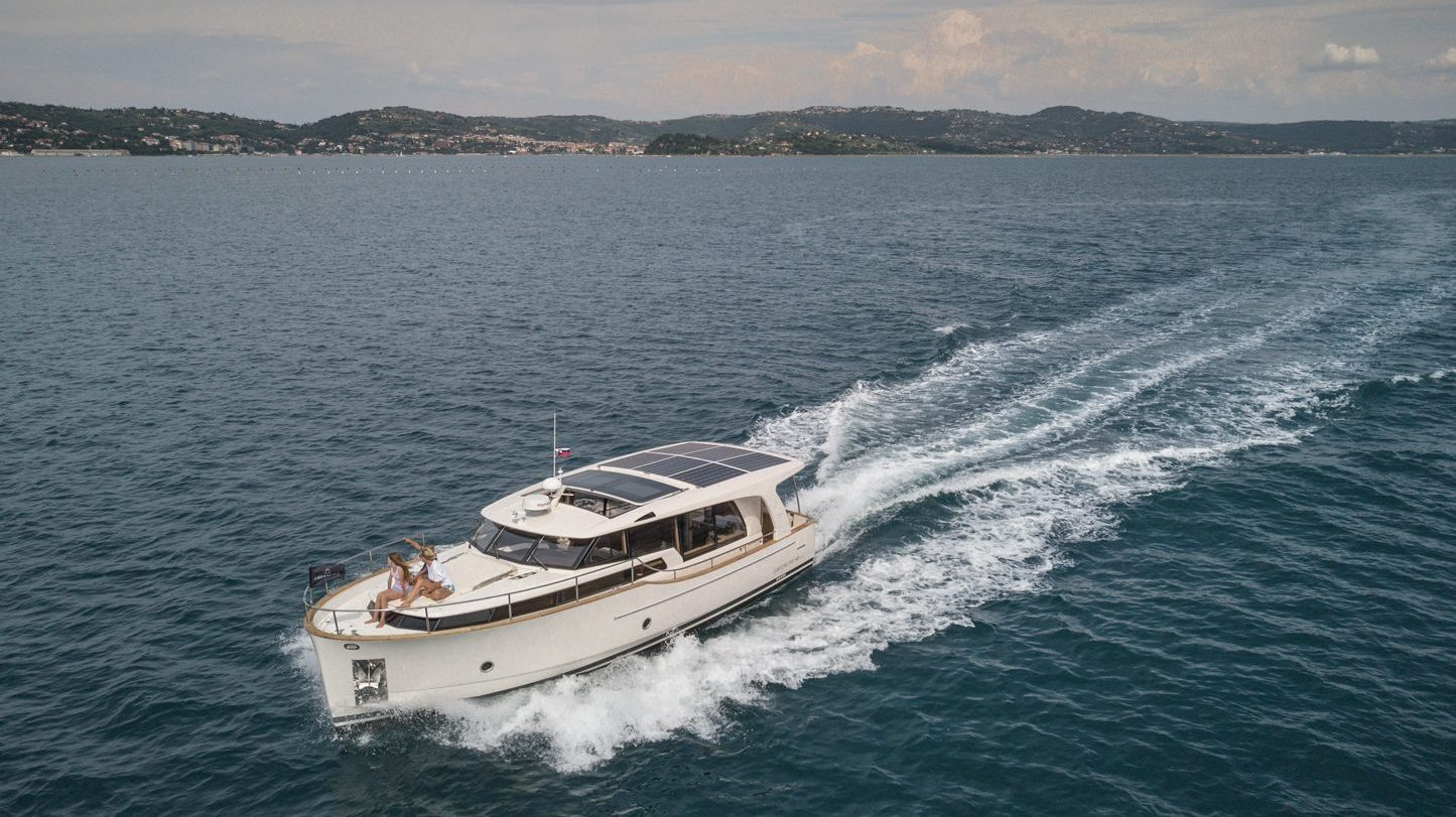 Greenline 40, Eyachts Australia and New Zealand