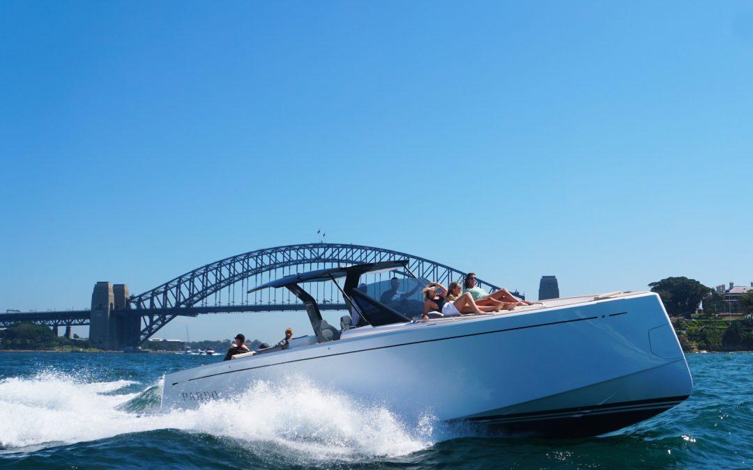 Pardo 43 Sydney Harbour