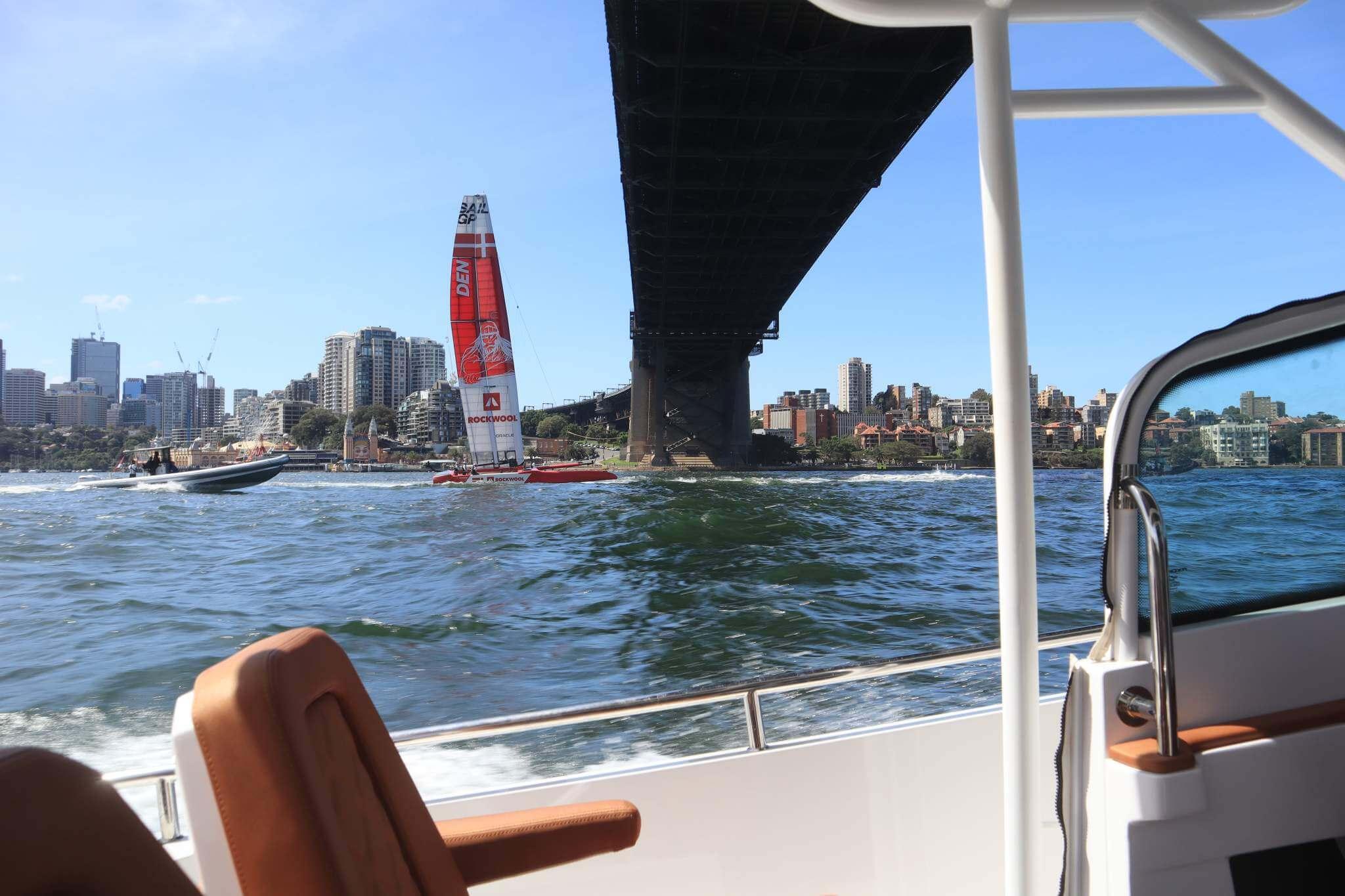 Sail GP Sydney