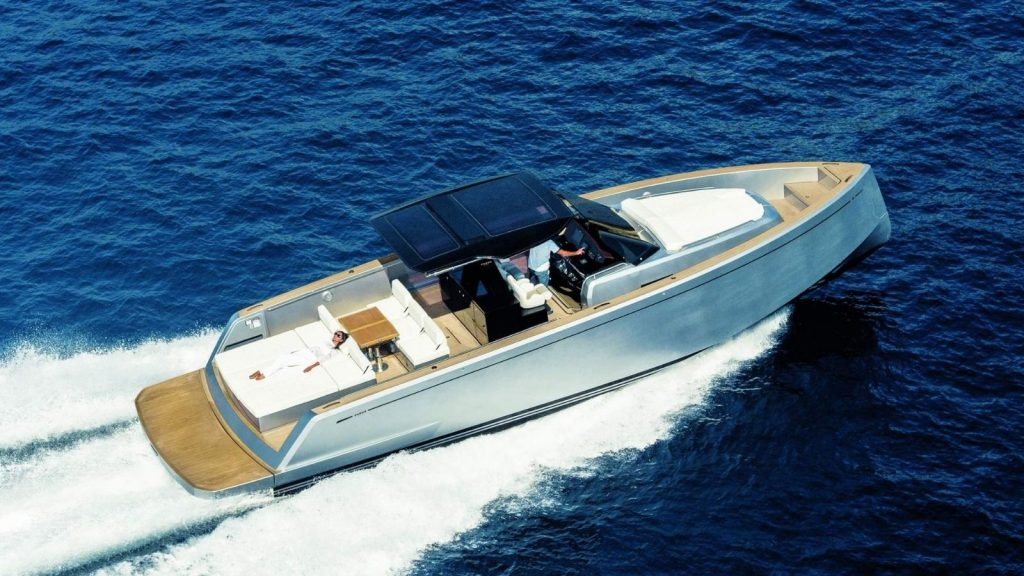 Pardo43Boat Test Review