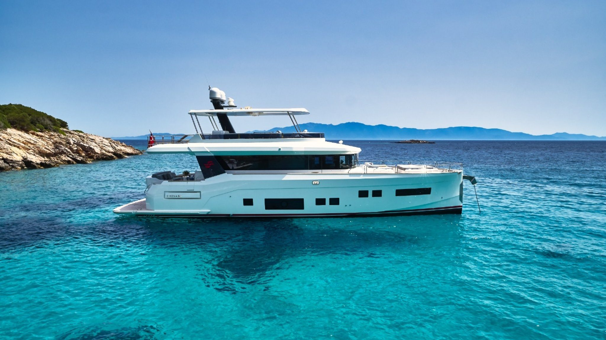 Sirena 64, Eyachts Australia and New Zealand