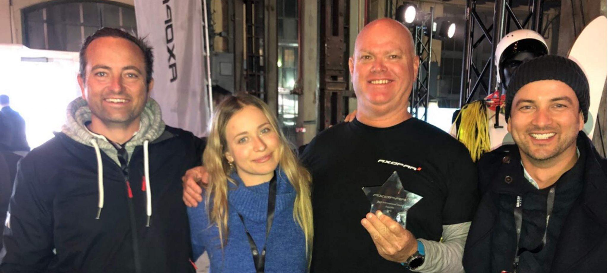 Eyachts Won Axopar International Dealer of the Year