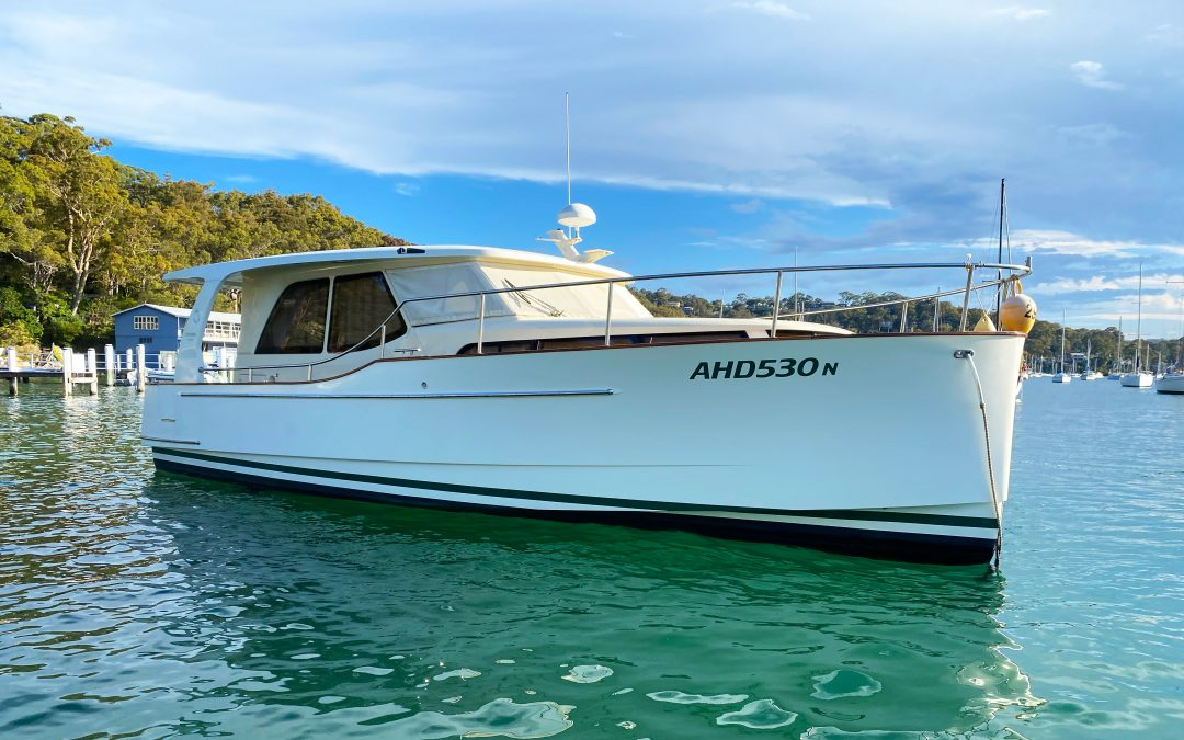 Ebrokerage Greenline 33 Review by Cres James