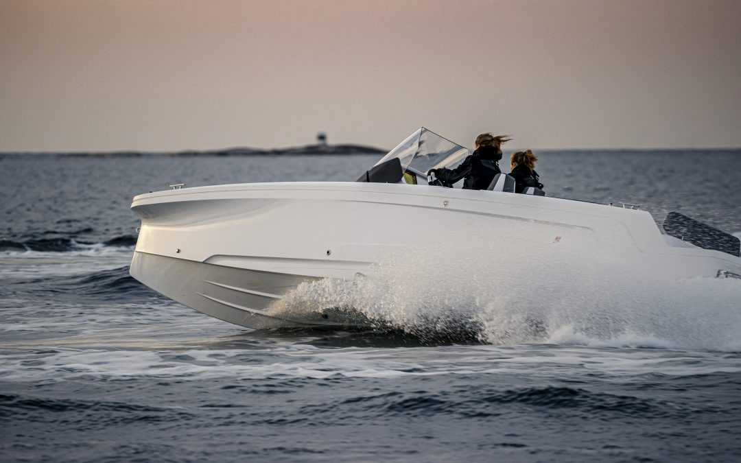 Axopar 22 On The Water