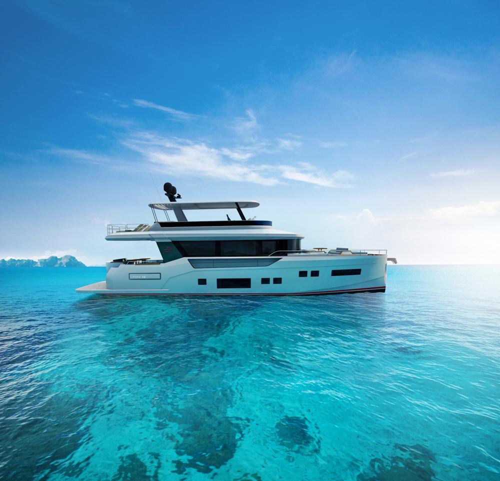 Sirena, Eyachts Australia and New Zealand