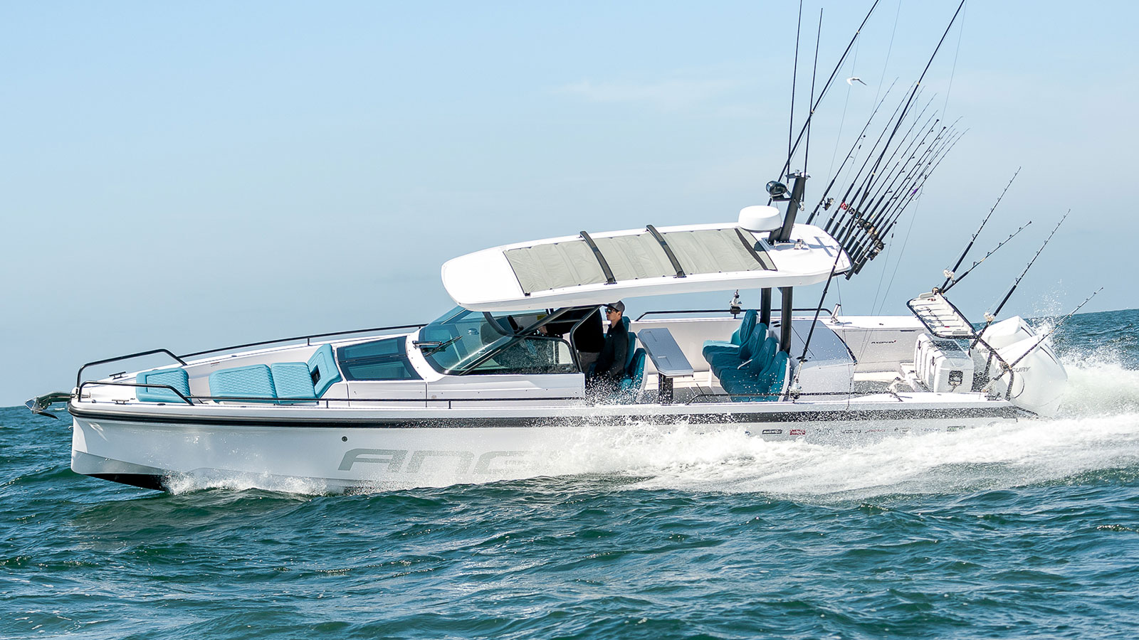 The Porsche Of Offshore Fishing Boats