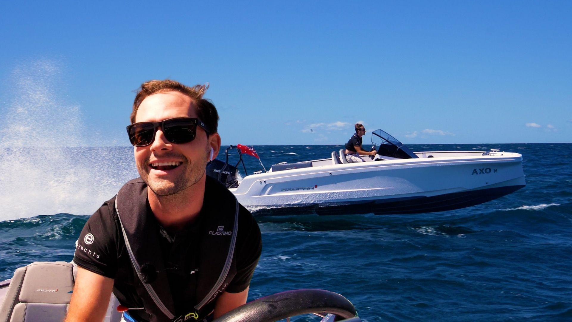 Axopar 22 Offshore Performance Review
